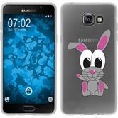 Samsung Galaxy A5 (2016) A510 Silikon-Hülle Cutiemals Motiv 4