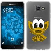 Samsung Galaxy A5 (2016) A510 Silikon-Hülle Cutiemals Motiv 7