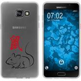Samsung Galaxy A5 (2016) A510 Silikon-Hülle Tierkreis Chinesisch  M1