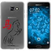 Samsung Galaxy A5 (2016) A510 Silikon-Hülle Tierkreis Chinesisch  M7