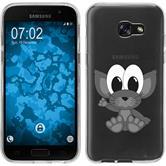 Samsung Galaxy A5 2017 Silikon-Hülle Cutiemals Motiv 5