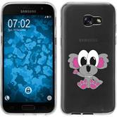 Samsung Galaxy A5 2017 Silikon-Hülle Cutiemals  M6