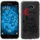 Samsung Galaxy A5 2017 Silikon-Hülle Tierkreis Chinesisch  M5