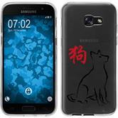 Samsung Galaxy A7 (2017) Silikon-Hülle Tierkreis Chinesisch  M11