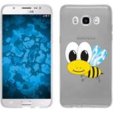 Samsung Galaxy J5 (2016) J510 Silikon-Hülle Cutiemals Motiv 1