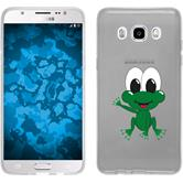 Samsung Galaxy J5 (2016) J510 Silikon-Hülle Cutiemals Motiv 2