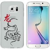 Samsung Galaxy S6 Edge Silikon-Hülle Tierkreis Chinesisch  M5