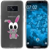 Samsung Galaxy S8 Plus Silikon-Hülle Cutiemals  M4