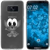 Samsung Galaxy S8 Plus Silikon-Hülle Cutiemals  M5