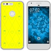 Google Pixel XL Silicone Case summer M1
