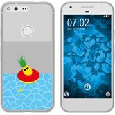 Google Pixel XL Silicone Case summer M2