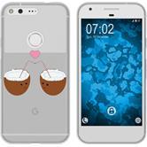 Google Pixel XL Silicone Case summer M3