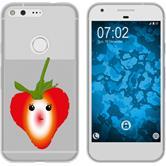 Google Pixel XL Silicone Case summer M4