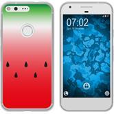 Google Pixel XL Silicone Case summer M5