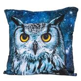 cosey cushion cover 45x45, cushion cover with motif for decorative cushion, sofa cushion - different motifs Polyester D9 Space Owl