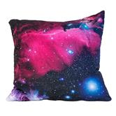 cosey cushion cover 45x45, cushion cover with motif for decorative cushion, sofa cushion - different motifs Polyester D10 Galaxy Pink