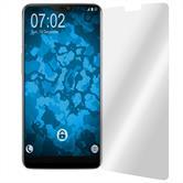 2 x OnePlus 6 Schutzfolie klar