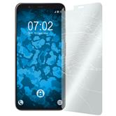 2 x Pixel 4 Protection Film Tempered Glass clear