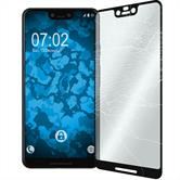 2 x Pixel 3 XL Protection Film Tempered Glass clear full screen black