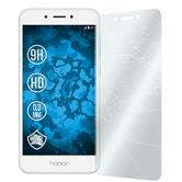 2x Honor 6a klar Glasfolie