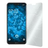 2 x P20 Lite Protection Film Tempered Glass clear