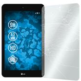 1 x G Pad IV 8.0 Protection Film Tempered Glass clear