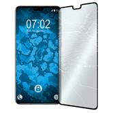 2 x Mate 30 Protection Film Tempered Glass clear full screen curved black