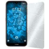 2 x Nokia 4.2 Protection Film Tempered Glass clear