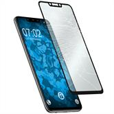2 x Nova 3 Protection Film Tempered Glass clear full screen black