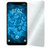 2 x Redmi Note 6 Pro Protection Film Tempered Glass clear