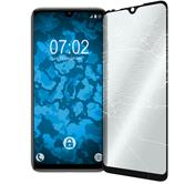 1 x Mi A3 Protection Film Tempered Glass clear full screen black