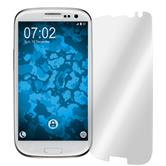 2 x Samsung Galaxy S3 Protection Film clear