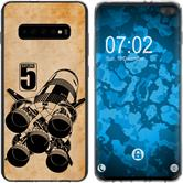 Samsung Galaxy S10 Plus Custodia in Silicone   M3