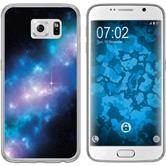 Samsung Galaxy S6 Silikon-Hülle Space  M4