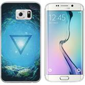 Samsung Galaxy S6 Edge Silikon-Hülle Element  M4