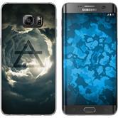Samsung Galaxy S7 Edge Silikon-Hülle Element  M1
