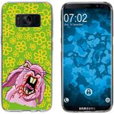 Samsung Galaxy S8 Silicone Case Easter M5