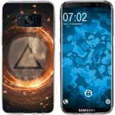Samsung Galaxy S8 Plus Silicone Case Element M3