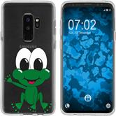 Samsung Galaxy S9 Plus Silicone Case Cutiemals M2