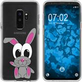 Samsung Galaxy S9 Plus Silicone Case Cutiemals M4