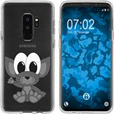 Samsung Galaxy S9 Plus Silicone Case Cutiemals M5