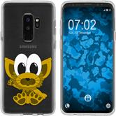Samsung Galaxy S9 Plus Silicone Case Cutiemals M7
