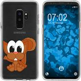 Samsung Galaxy S9 Plus Silicone Case Cutiemals M8