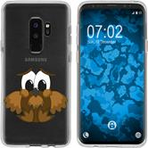 Samsung Galaxy S9 Plus Silicone Case Cutiemals M9
