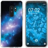 Samsung Galaxy S9 Plus Silicone Case  M4