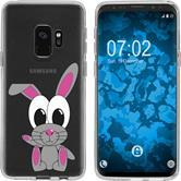 Samsung Galaxy S9 Silicone Case Cutiemals M4