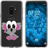 Samsung Galaxy S9 Silicone Case Cutiemals M6