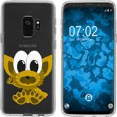 Samsung Galaxy S9 Silicone Case Cutiemals M7