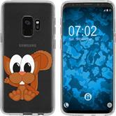 Samsung Galaxy S9 Silicone Case Cutiemals M8