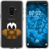Samsung Galaxy S9 Silicone Case Cutiemals M9